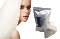 Amazing!! OEM 2015 Hot professional 500g hair bleaching powder for hair dye no harm to both hair ans hands