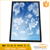 LED ceiling light box frame