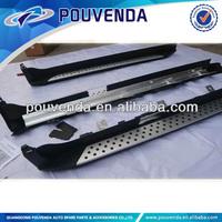 side step running board for bmw X3 F25 2012+ aluminium alloy running board