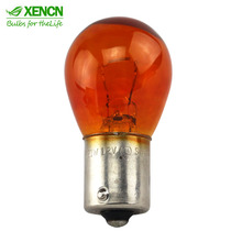 XENCN 12512A 12V 21W BAU15s Amber Car Lights Turn Signals Additional Brake Lights