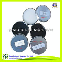kangaroo shoe polish in snap tins for leather shoes