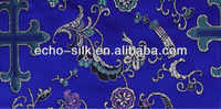 wholesale silk brocade fabric
