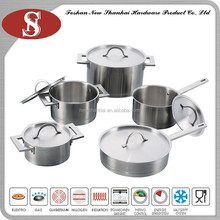 10Pcs Durable look kitchen cookware