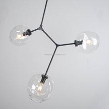 Replica Lindsey Sdelman Bubble Decoration Hanging Pendant Light Modern Chandelier Lights