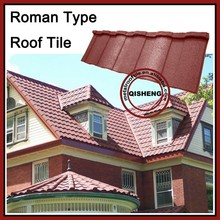 Galvanized metal roofing price modern house design stone coated metal roofing