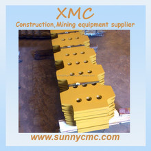heat treated Boron steel scraper blades for reciprocating saw