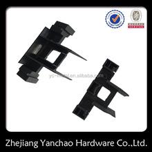 OEM best selling plastic products plastic window clip furniture plastic parts