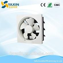 plaza de cuarto de baño pequeño de plástico ventilador de escape