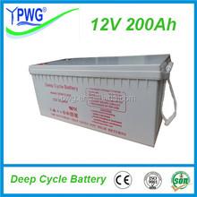 Deep Cycle Battery 12V 200Ah Solar Battery