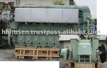 Used Daihatsu 2, 500kW Generator Set