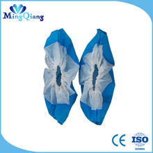 Nonwoven Disposable Anti-skid Overshoes Foot Cover