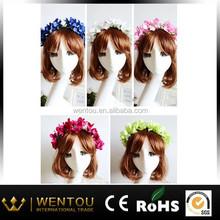 Fancy Mini Flower Headband for Girls