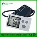 profes nuevos productos calientes con automático digital medidor de presión arterial