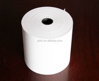 "3-1/8"" x 230' Thermal Receipt Paper Rolls Case Of 50 Pos Cash Register BPA Free"