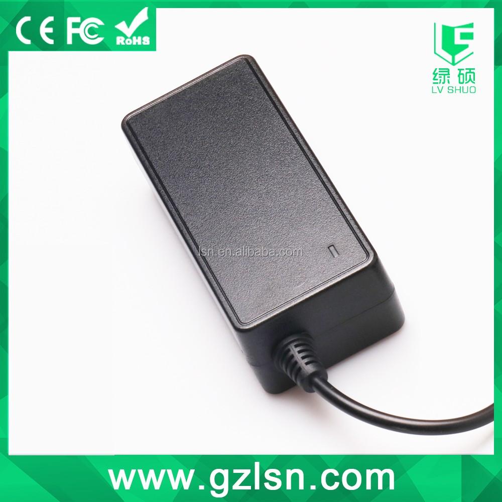 Guangzhou 12 v 5a adaptador de energia ac carregador para canon k30290