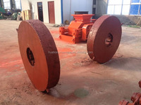 High technology of good quality wet pan mills with low cost