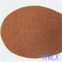 Garnet sand blasting 30/60/garnet abrasive materials