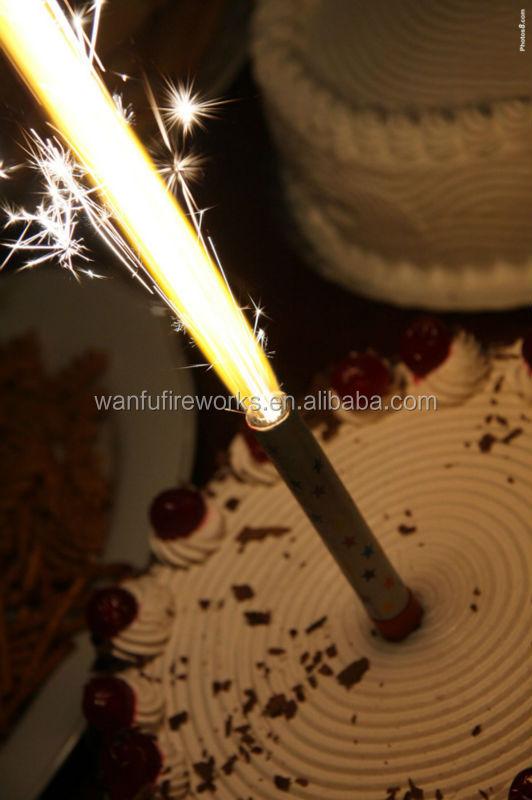 Amazing Birthday Cake Candle