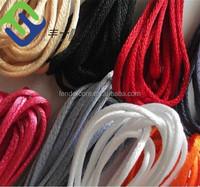 Qingdao Florescence colored decorative cotton rope