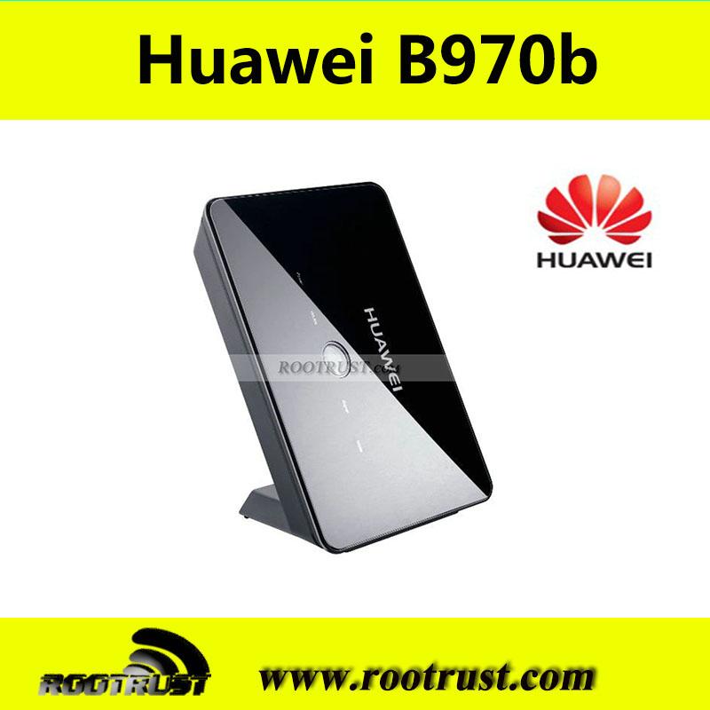 huawei b970b 3g linksys routeur sans fil