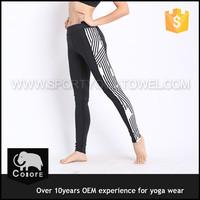 2016 latest model professional women sexy girls wearing yoga pants