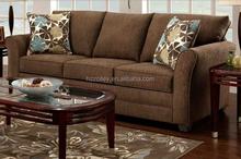 Marrom adulto mobiliário sexo sofá antigo de madeira entalhada estrutura mobília da sala