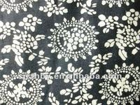 100% cotton 24*24 72*60 wholesale cheap cotton black plain calico fabric