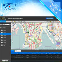 Accurate Gps tracking software,vehicle dispatch system