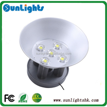 AC 85-265V Aluminium alloy 120w led high bay light with CE and ROHS certification