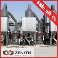A discount of 5% rock phosphate grinding mill for sale