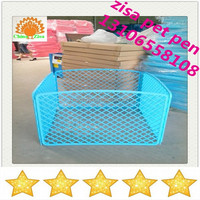 4 panels to 8 panels Environment protecting cheap dog pens/dog kennel panels