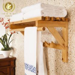 Handmade Good quality Double foot massager cedar material