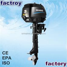 Seanovo factroy supply durable 4 Stroke 5hp Outboard Motor