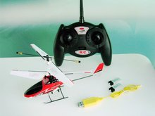 4 Channels Radio Control Helicopter With Gyro