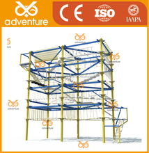 children rope course adventure kids climbing frames list of playground equipment