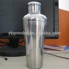 barra de metal shaker olive