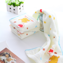 Printed Popular Cartoon Baby Hand Towel