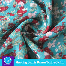 Best selling Soft Polyester chiffon fabric composition