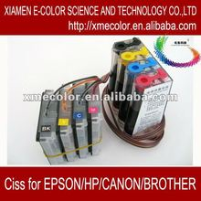 ciss for BROTHER LC900 INK CARTRIDGE DCP 110C 115C 117C 120C
