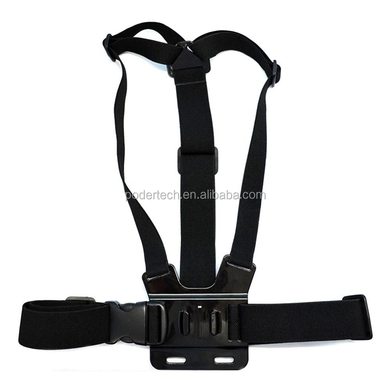 Gopros chest strap mount