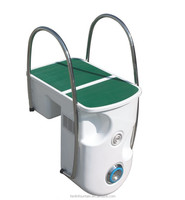undergound or Wall-hung Pipeless Intergrative swimming Pool Filter