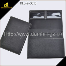 2015 new leather coupon holder coupon pocket