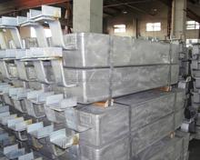 Aluminum sacrificial anodes for cathodic protection and anti corrosion, cathodic protection sacrificial anode