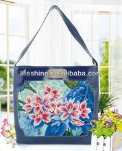 2013 new design hand crochet bag for women