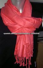 Pashmina algodón pañuelo primavera