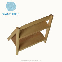 Ladder type wood crafts,small wood ornaments