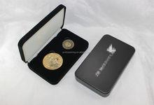 Customized velvet medal packaging boxes
