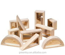 Mirror Blocks 3d puzzle wooden toy