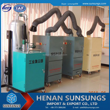 Welding plant portable dust absorber with good quality