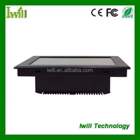 Thin client price 2 ethernet mini pc IBOX-901 all in one touch pc